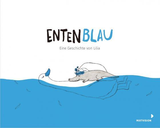 Cover-Bild Entenblau