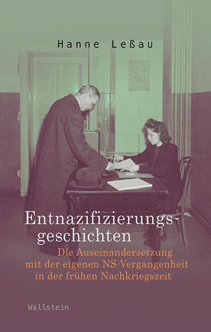 Cover-Bild Entnazifizierungsgeschichten