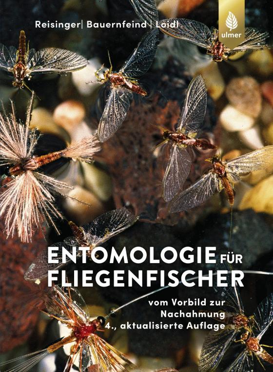 Cover-Bild Entomologie für Fliegenfischer