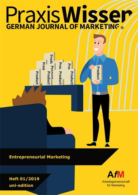 Cover-Bild Entrepreneurial Marketing