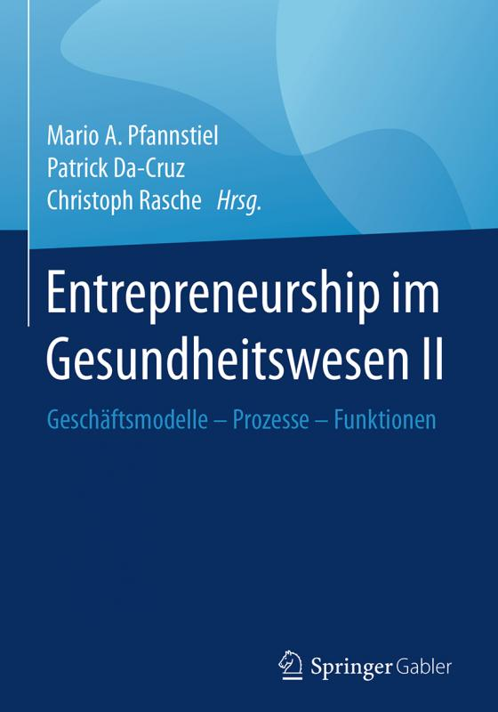 Cover-Bild Entrepreneurship im Gesundheitswesen II