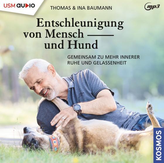 Cover-Bild Entschleunigung von Mensch und Hund