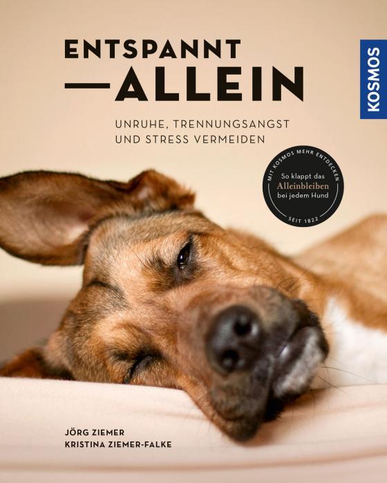 Cover-Bild Entspannt allein