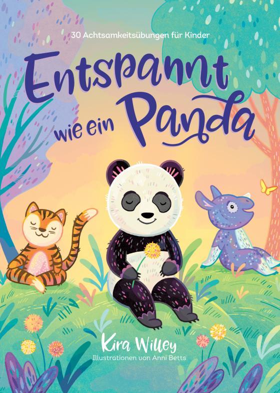 Cover-Bild Entspannt wie ein Panda