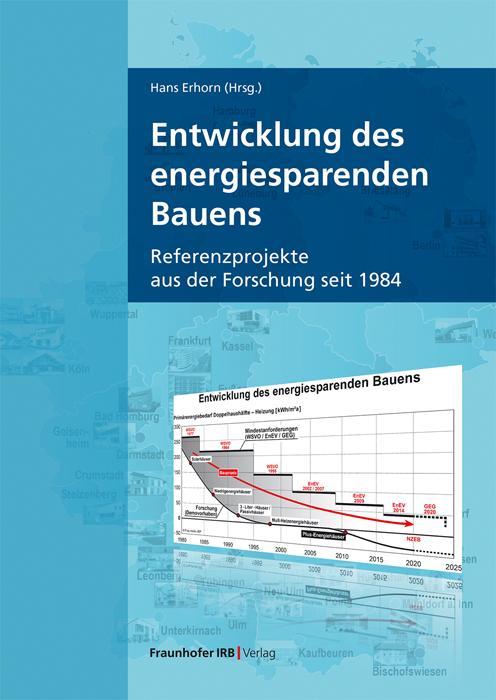 Cover-Bild Entwicklung des energiesparenden Bauens.