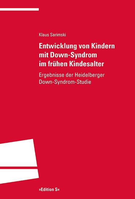 Cover-Bild Entwicklung von Kindern mit Down-Syndrom im frühen Kindesalter