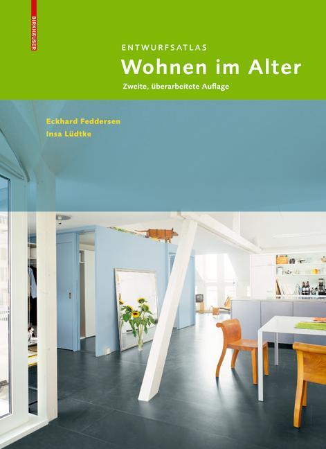 Cover-Bild Entwurfsatlas Wohnen im Alter
