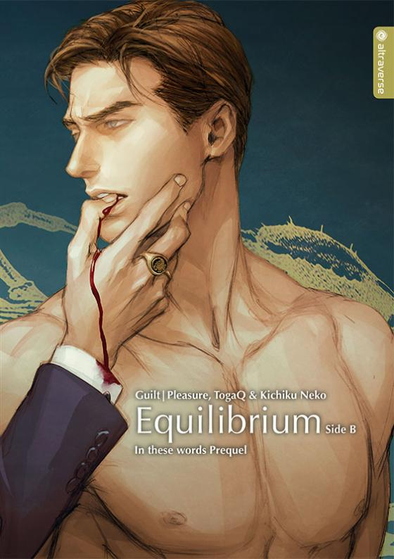 Cover-Bild Equilibrium Light Novel - Side B