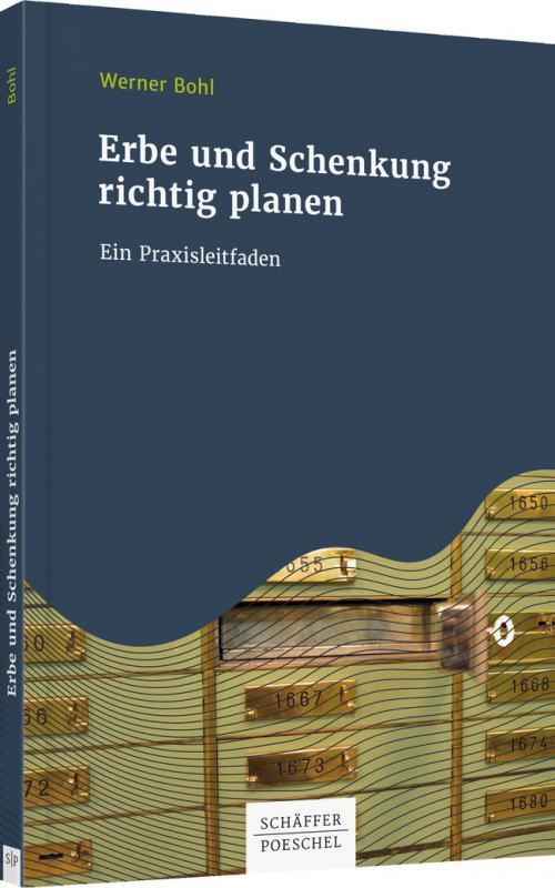 Cover-Bild Erbe und Schenkung richtig planen