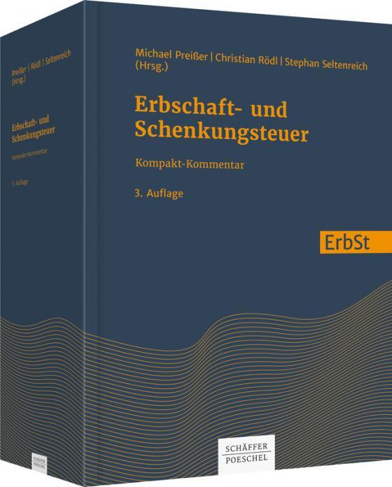 Cover-Bild Erbschaft- und Schenkungsteuer
