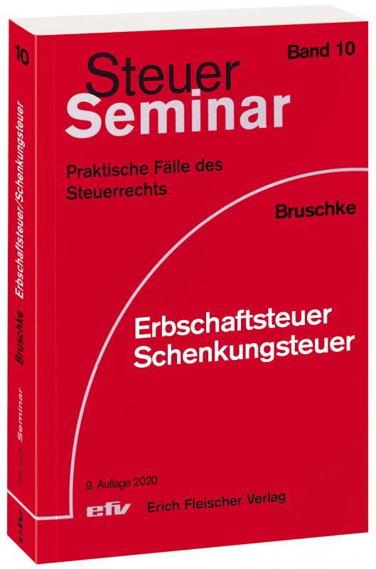 Cover-Bild Erbschaftsteuer/Schenkungsteuer