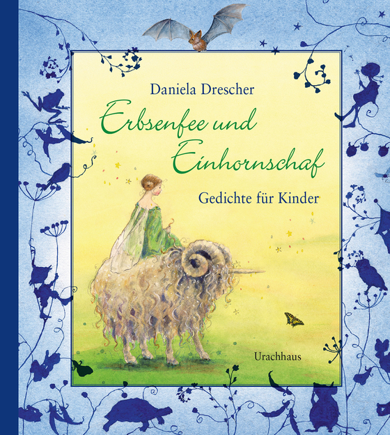 Cover-Bild Erbsenfee und Einhornschaf