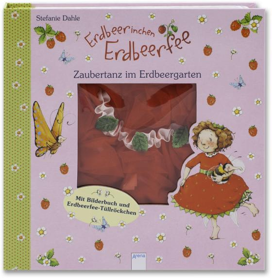Cover-Bild Erdbeerinchen Erdbeerfee. Zaubertanz im Erdbeergarten