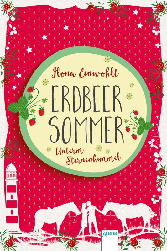 Cover-Bild Erdbeersommer (2). Unterm Sternenhimmel