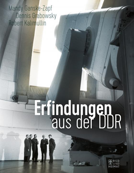 Cover-Bild Erfindungen aus der DDR