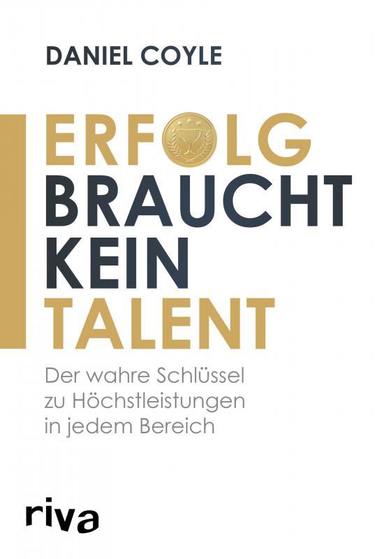Cover-Bild Erfolg braucht kein Talent