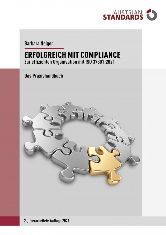 Cover-Bild Erfolgreich mit Compliance