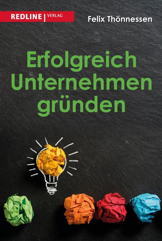 Cover-Bild Erfolgreich Unternehmen gründen