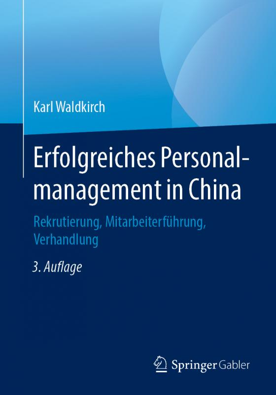 Cover-Bild Erfolgreiches Personalmanagement in China