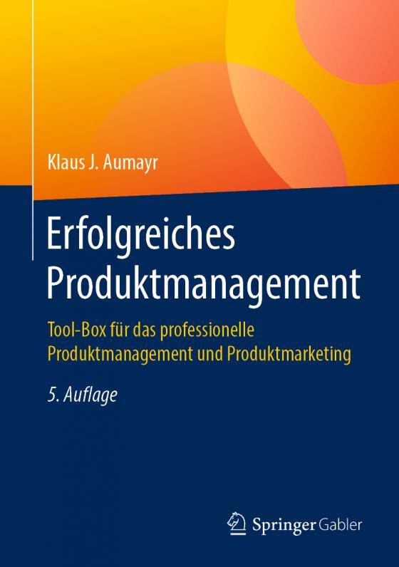 Cover-Bild Erfolgreiches Produktmanagement