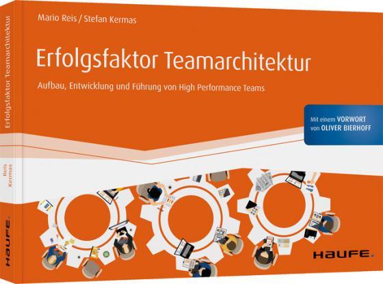 Cover-Bild Erfolgsfaktor Teamarchitektur
