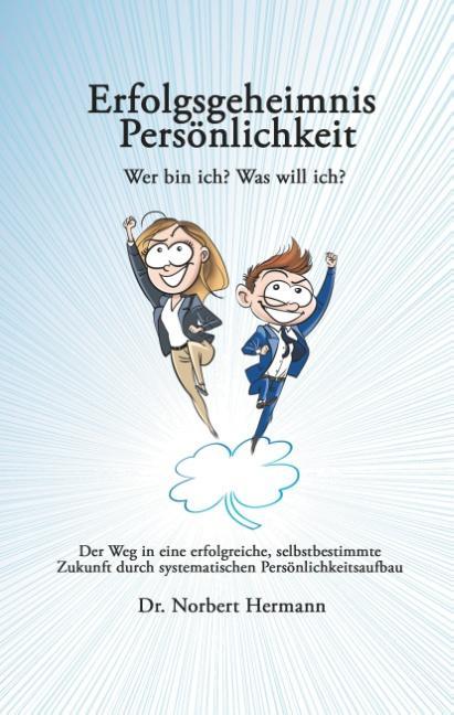 Cover-Bild Erfolgsgeheimnis Persönlichkeit