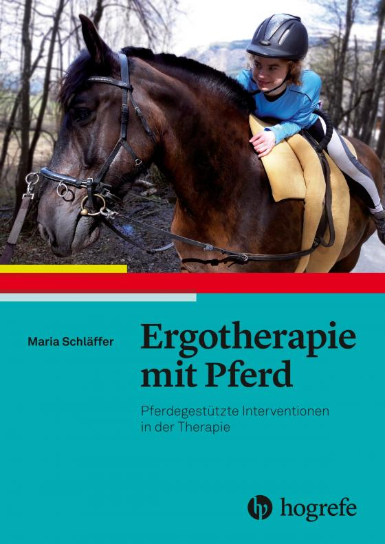 Cover-Bild Ergotherapie mit Pferd