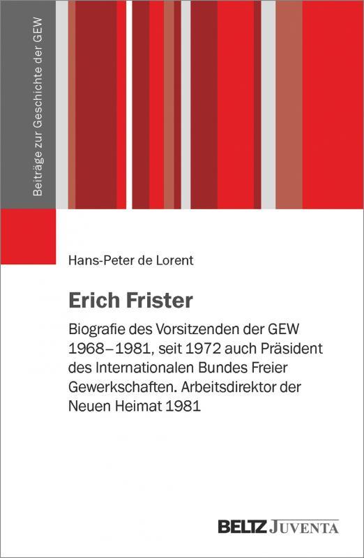 Cover-Bild Erich Frister