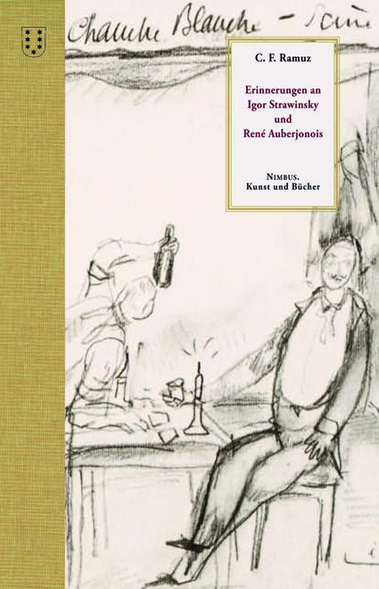 Cover-Bild Erinnerungen an Igor Strawinsky und René Auberjonoins