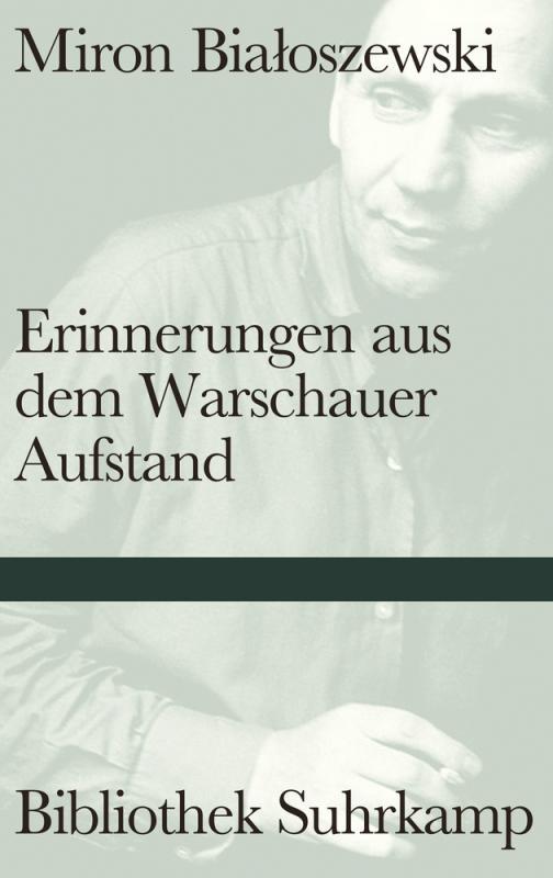 Cover-Bild Erinnerungen aus dem Warschauer Aufstand