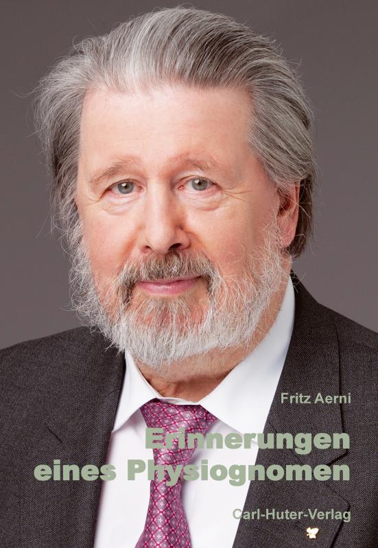 Cover-Bild Erinnerungen eines Physiognomen