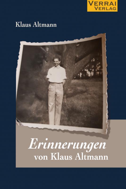 Cover-Bild Erinnerungen von Klaus Altmann