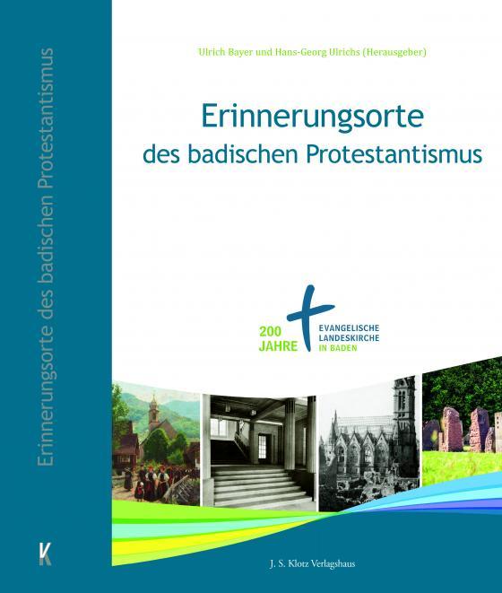 Cover-Bild Erinnerungsorte des Protestantismus