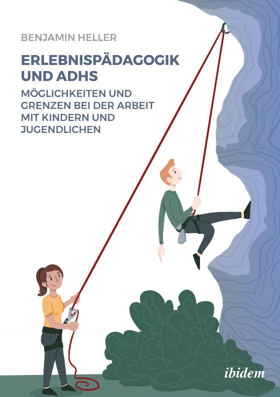 Cover-Bild Erlebnispädagogik und ADHS