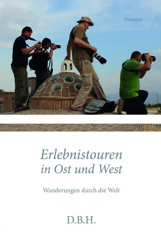 Cover-Bild Erlebnistouren in Ost und West