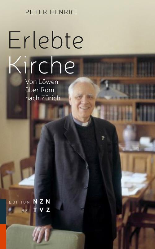 Cover-Bild Erlebte Kirche