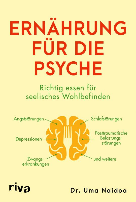 Cover-Bild Ernährung für die Psyche