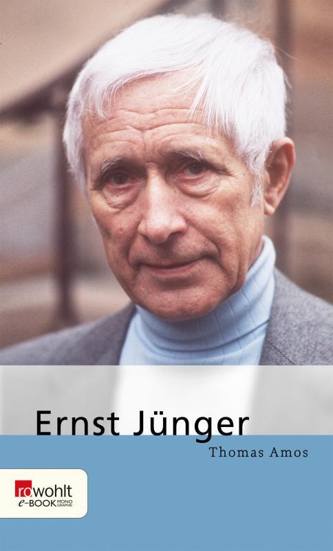 Cover-Bild Ernst Jünger