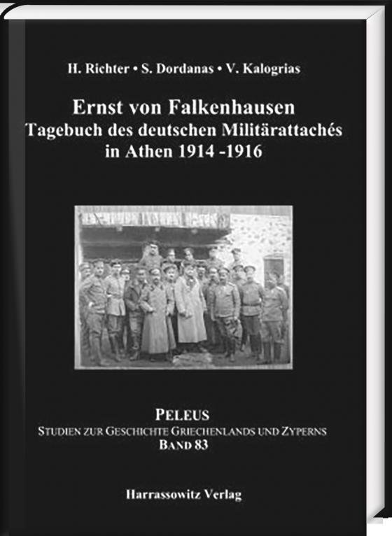 Cover-Bild Ernst von Falkenhausen