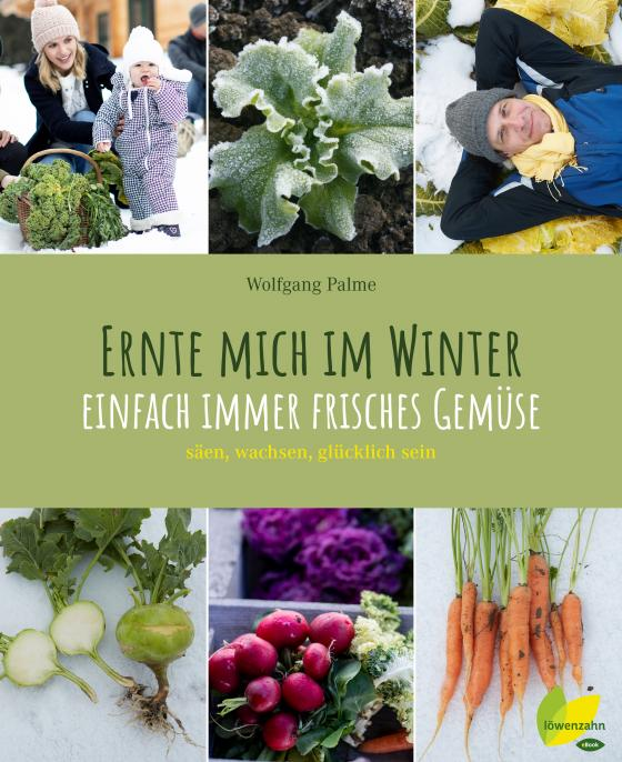 Cover-Bild Ernte mich im Winter