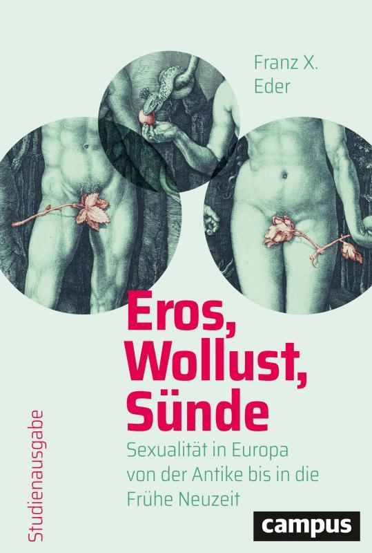 Cover-Bild Eros, Wollust, Sünde