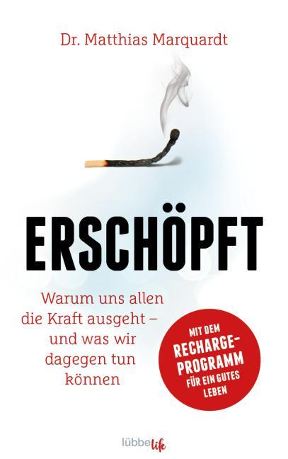 Cover-Bild Erschöpft