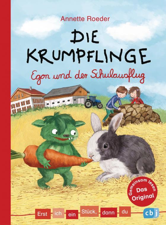 Cover-Bild Erst ich ein Stück, dann du - Die Krumpflinge - Egon und der Schulausflug