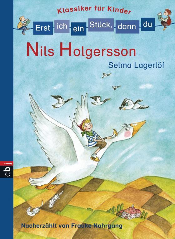 Cover-Bild Erst ich ein Stück, dann du! Klassiker - Nils Holgersson