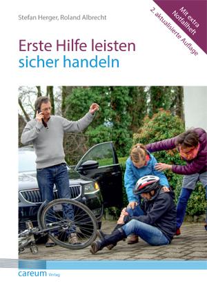 Cover-Bild Erste Hilfe leisten