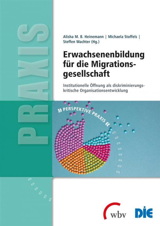 Cover-Bild Erwachsenenbildung für die Migrationsgesellschaft