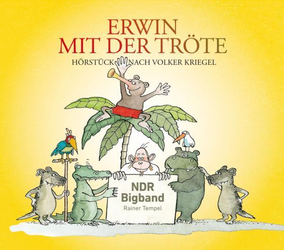 Cover-Bild Erwin mit der Tröte