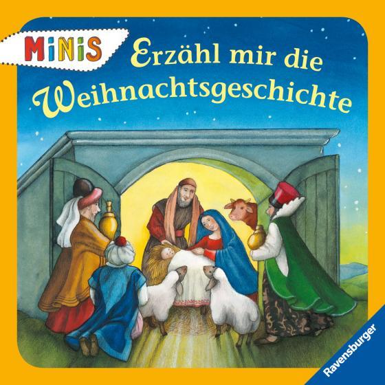 Cover-Bild Erzähl mir die Weihnachtsgeschichte