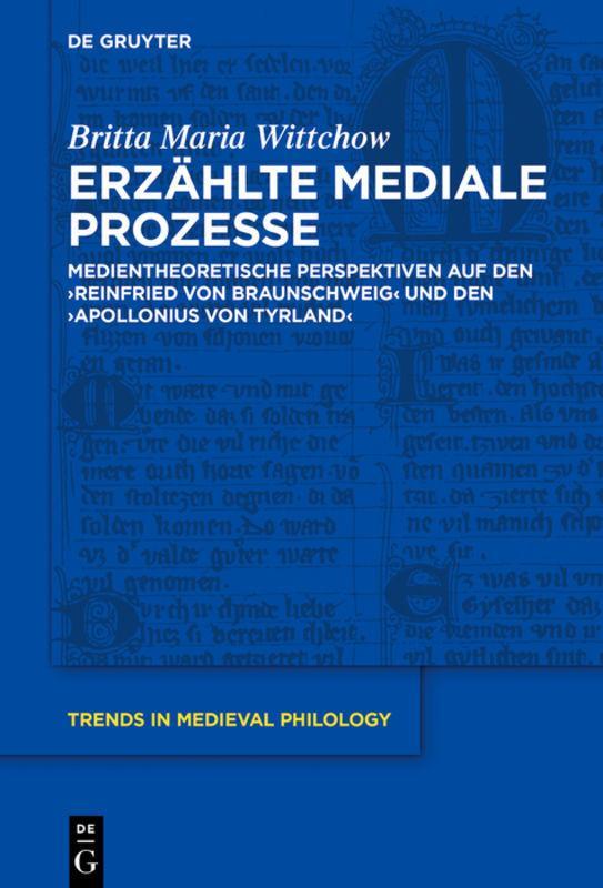Cover-Bild Erzählte mediale Prozesse