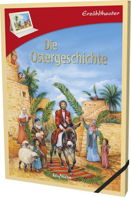 Cover-Bild Erzähltheater: Die Ostergeschichte